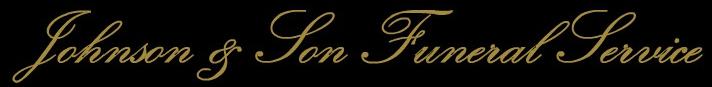 Johnson & Son Funeral Service | Dawson, GA | 229-995-4662